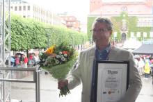 Årets Boråsambassadör 2014 är Jörgen Appelqvist