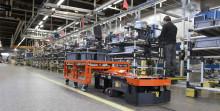 Resurseffektiva transporter med ny automatiserad vagn från Toyota Material Handling