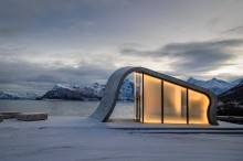 Nytt arkitektritat landmärke i Norge