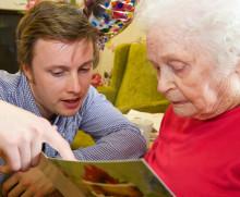 Themenspecial Dezember: Pflegende Angehörige