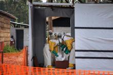 Ebolainsats avbruten efter attacker i Kongo