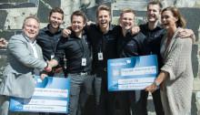 Elkraft-studenter fra Porsgrunn vant Ferd-prisen