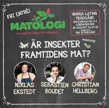 Kockar möter forskare på matfestival i Stockholms city