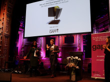 Devin Rexvid vinner Pela & Fadime-utmärkelsen för kampen mot hedersrelaterat våld och förtryck år 2019!