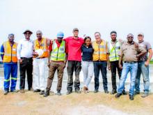 Samarbejde om rent vand og sanitet styrker folkesundheden i Zambia