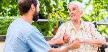 Startskott för projekt för värdig äldrevård