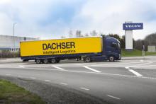 Dachser Sweden tecknar avtal med Volvo Cars
