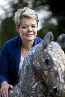 Lotta Finstorp ny ordförande i dressyrkommittén