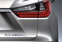 Helt nye RX L får sin debut på Los Angeles Auto Show 2017