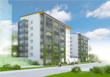 Äänekosken ensimmäiset asumisoikeusasunnot rakenteille helmikuussa – Avain Yhtiöt ja Pohjola Rakennus Oy Keski- ja Itä-Suomi allekirjoittivat urakkasopimuksen