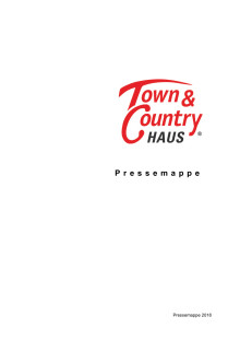 Unternehmensinformation Franchise - Pressemappe 2018