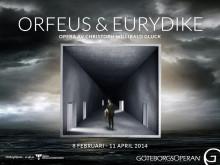 Gluck-jubileum firas med Orfeus & Eurydike