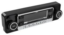 Retroradio – nu även i svart färg