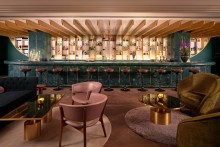 Dandelyan på Mondrian i London utsedd till världens bästa bar