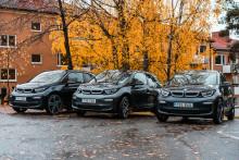 BMW Sverige inleder samarbete med ny elektrifierad bildelningstjänst