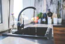 Klorering av vattnet i Bjuv