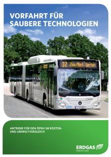 Vorfahrt für saubere Technologie im ÖPNV