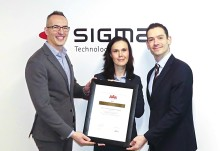 Sigma Technology's Business Reliability is Proven by Bisnode Certificate Once Again