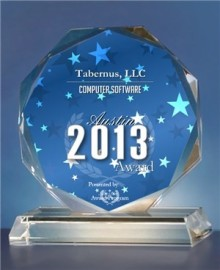 Tabernus Data Erasure Software Receives 2013 Austin Award