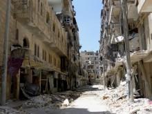 Syrien: Skadade måste evakueras från Aleppo