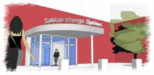 Nya Sabbatsbergs sjukhus väljer Clarex skyltkoncept för huvudentrén