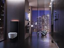 """Monolith Plus"" - Geberits nya designade WC-modul som lyser upp badrummet"