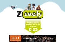 Träffa Zcooly på SETT-dagarna!