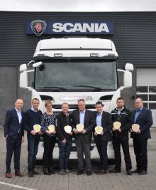 Et Gyldent Rat til Scania-medarbejdere
