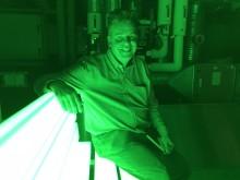 Smarta soffor synliggör energiförbrukningen i den smarta staden