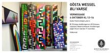 Inbjudan: Gösta Wessel - Bli varse