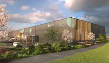 Castellum bygger flexibel logistikfastighet i Brunna