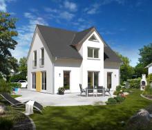Massivhaus bauen: Bauherren bevorzugen das Einfamilienhaus.