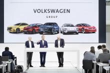 Volkswagen-koncernens varumärken levererade en solid utveckling