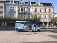 Beratungsmobil der Unabhängigen Patientenberatung kommt am 17. Januar nach Saarlouis.