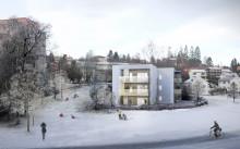 Endelig byggestart for omsorgsboliger i Røahagan