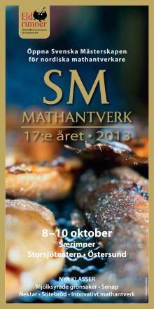 SM i Mathantverk 2013