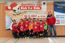 FSV Meuselwitz sammelte Spenden bei Benefizfußballturnier: Bärenherz erhält 1.700 Euro