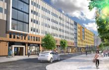 Nordic PM hyr ut 6 740 kvm till Quality Hotel Winn i Haninge för Hemfosas räkning