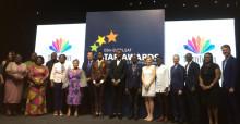 Annonce des vainqueurs de la 8ème édition des DStv Eutelsat Star Awards ! Le Botswana et la Tanzanie à l'honneur