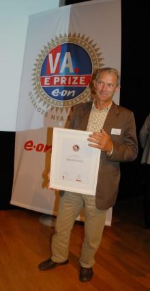 Brostaden nominerad för E Prize