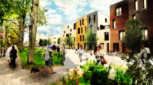 Fastighetsköp i Sorgenfri skapar plats åt skola och bostäder