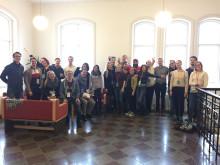 Pressinbjudan/-meddelande: 3000 studenter i Skaraborg har fått lära sig entreprenörskap