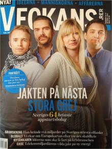 Kivra med på listan över de 24 hetaste uppstartsbolagen i Sverige