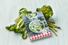 Rusk dine vaner med ny kogebog til det kødfrie køkken