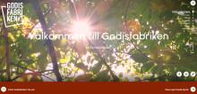Se vad som händer i Godisfabriken - ny sajt lanserad