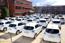 Gladsaxe Kommune sætter strøm til 27 biler