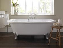 Jacuzzi® – mer än bara bubblor  - lanserar ny serie av fristående badkar för hotellyx hemma