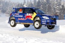 Super 2000 World Rally Championship 2010: Red Bull och Skoda satsar på Sandell ett år till
