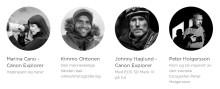 Nå kan du oppleve noen av Europas beste fotografer på Canon on Tour
