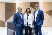 Michel Landel announces his intention to retire as CEO of Sodexo in January 2018; Sodexo's Board of Directors appoints Denis Machuel as his successor